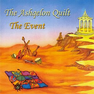 The Ashqelon Quilt - The Event CD (album) cover