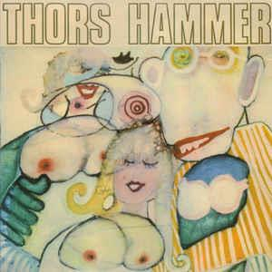 Thors Hammer by THORS HAMMER album cover