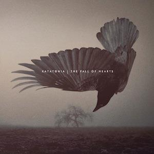 The Fall of Hearts by KATATONIA album cover