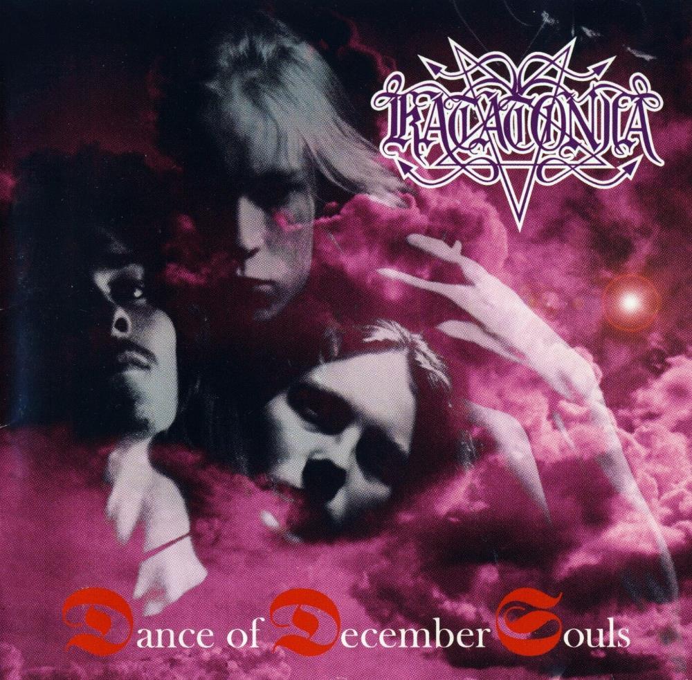 Dance Of December Souls by KATATONIA album cover