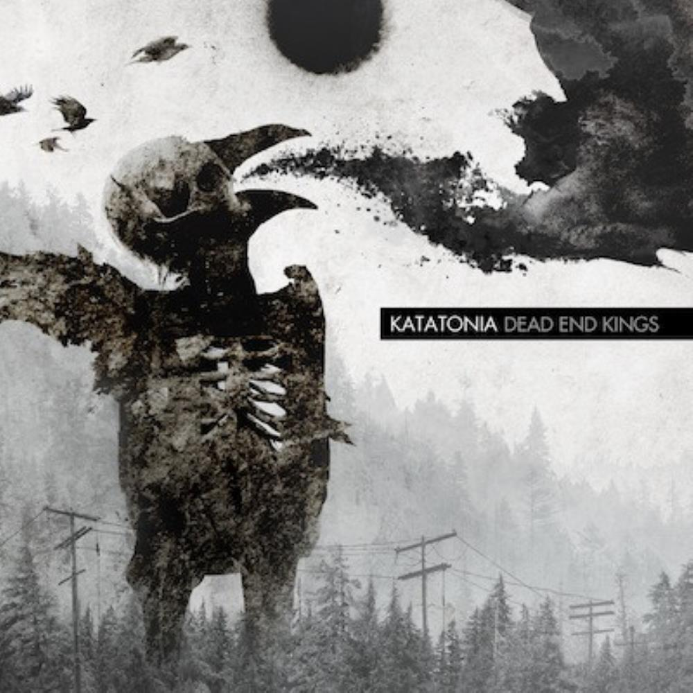 Dead End Kings by KATATONIA album cover