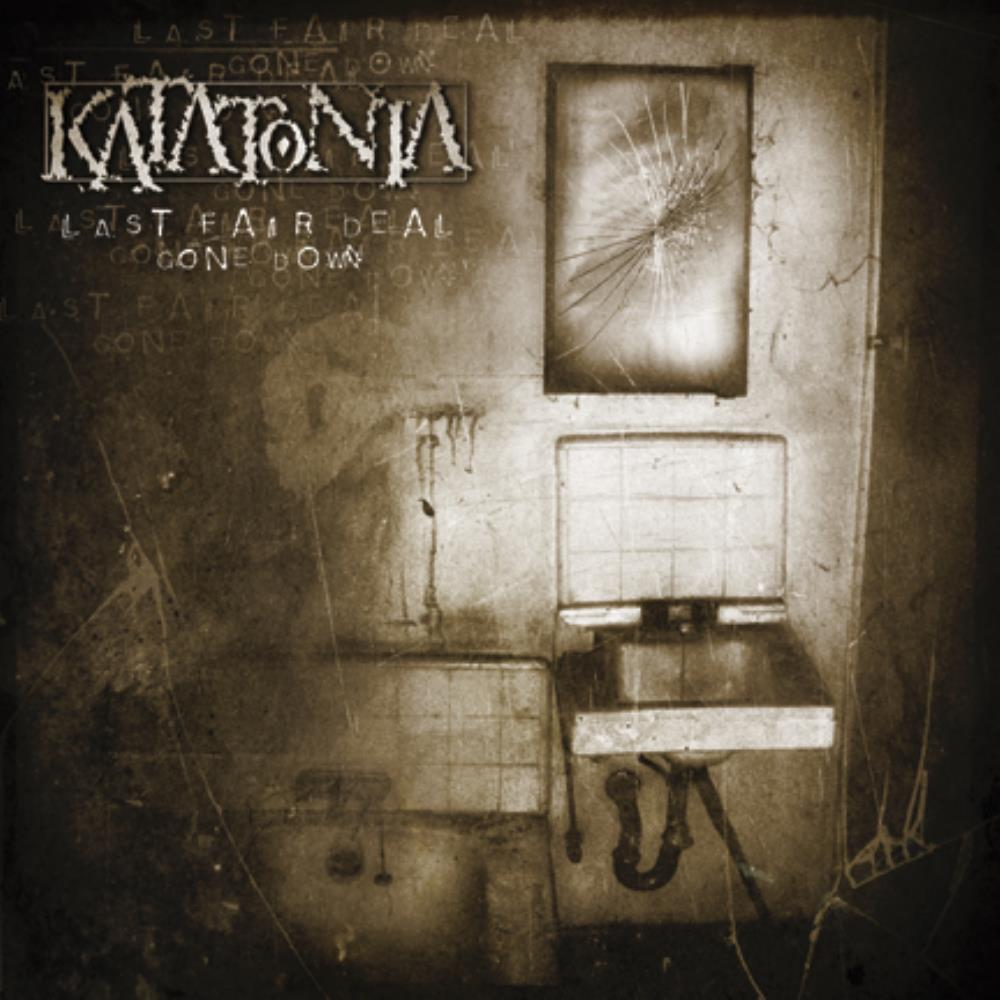 Last Fair Deal Gone Down by KATATONIA album cover