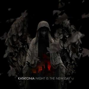 Katatonia Night is the New Day album cover