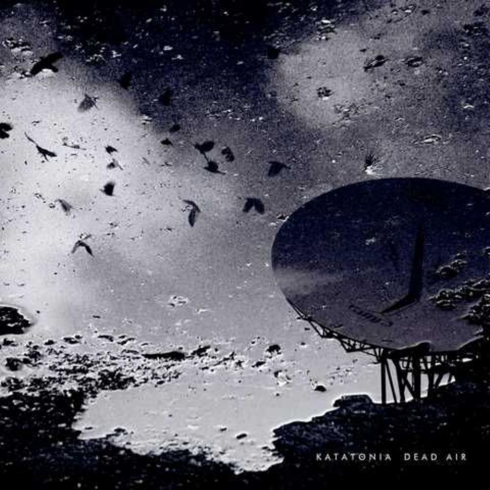 Dead Air by KATATONIA album cover