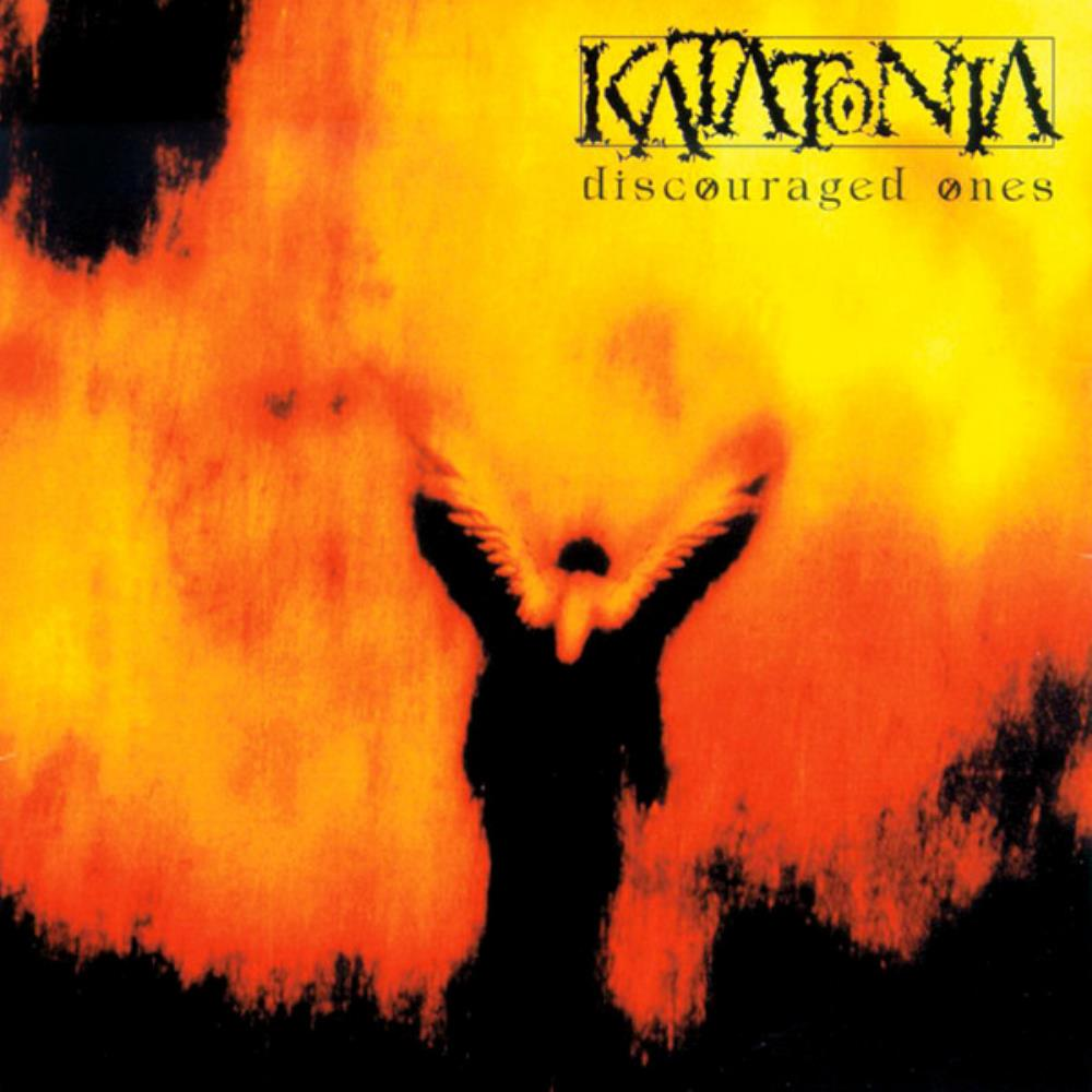 Katatonia Discouraged Ones album cover