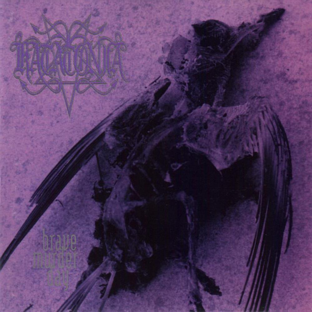 Brave Murder Day by KATATONIA album cover