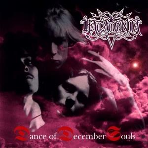 Katatonia Dance of December Souls album cover