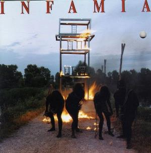 Infamia by INFAMIA album cover