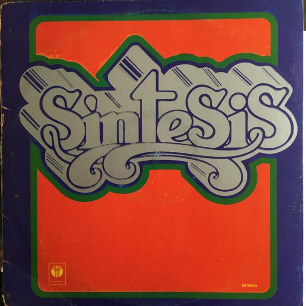 Sintesis [Aka: En Busca De Una Nueva Flor] by SINTESIS album cover