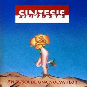 Sintesis - En Busca De Una Nueva Flor CD (album) cover