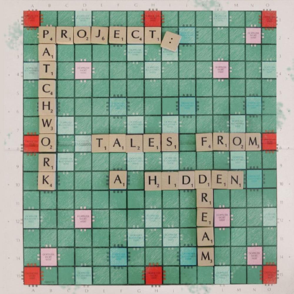 Tales From A Hidden Dream by PROJECT: PATCHWORK album cover