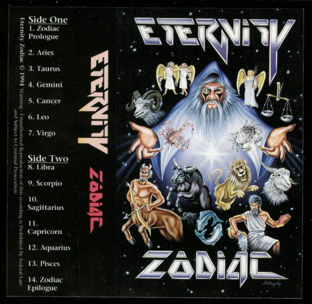 Zodiac by ETERNITY X album cover