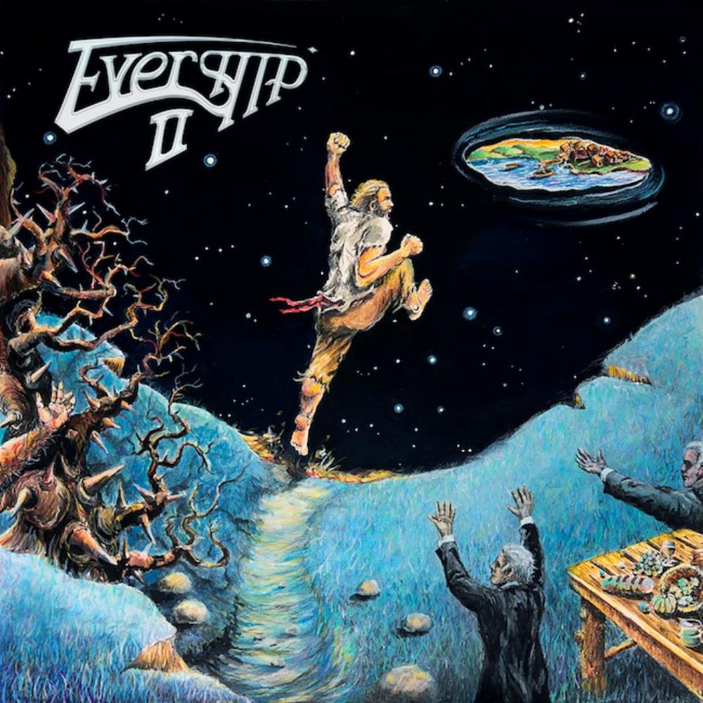 Evership II by EVERSHIP album cover
