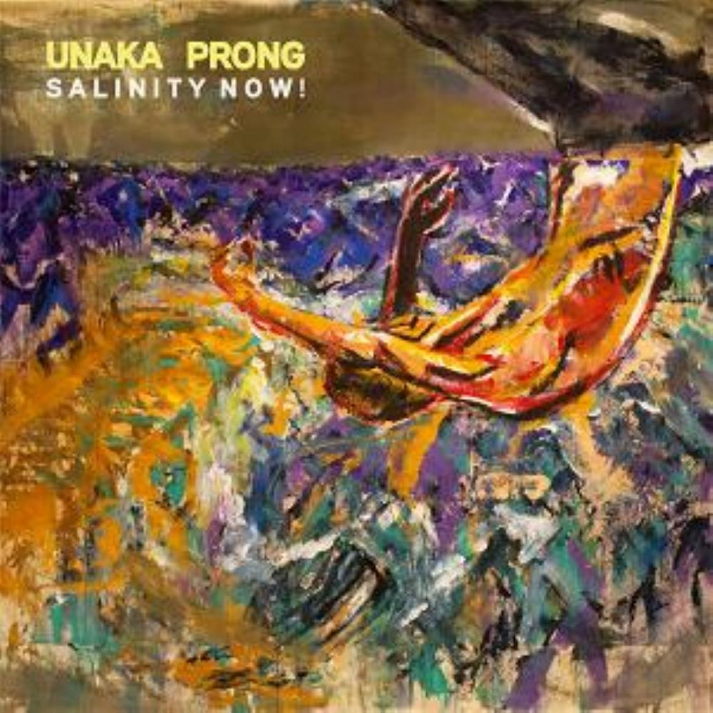 Salinity Now! by UNAKA PRONG album cover