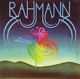 Rahmann - Rahmann CD (album) cover