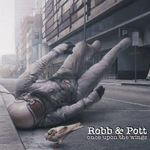 Once Upon The Wings by ROBB & POTT album cover