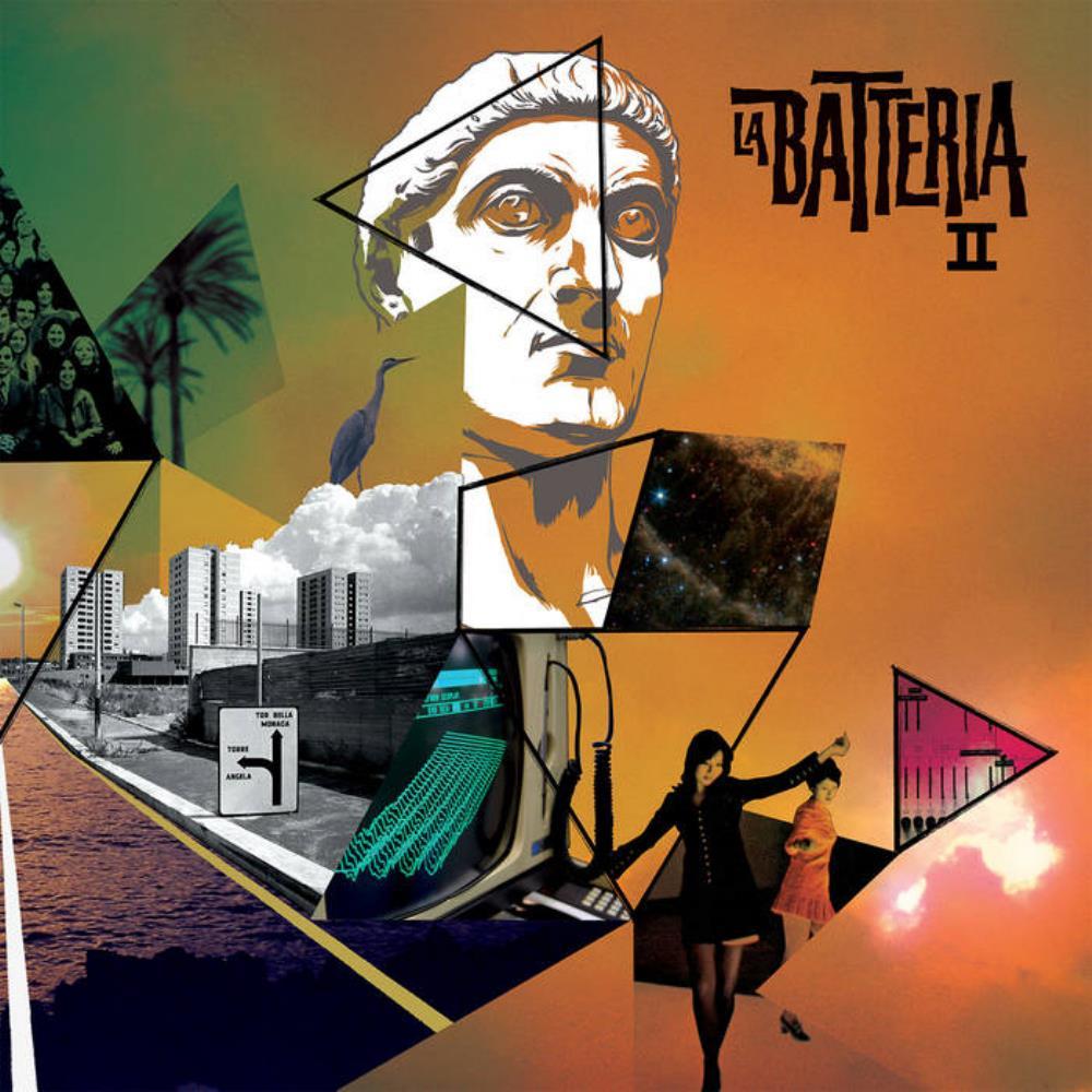 La Batteria II by BATTERIA, LA album cover