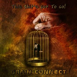This Shit's Got To Go! by BRAIN CONNECT album cover