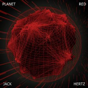 Planet Red by HERTZ, JACK album cover
