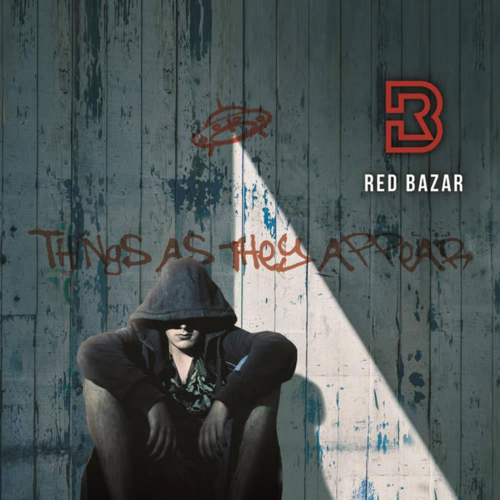 Things As They Appear by RED BAZAR album cover