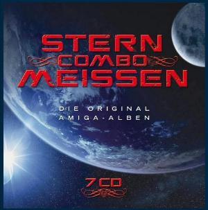 Die Original Amiga Alben (1977 - 1987, 7 CD Set) by STERN-COMBO MEISSEN (STERN MEISSEN) album cover