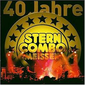 40 Jahre by STERN-COMBO MEISSEN (STERN MEISSEN) album cover