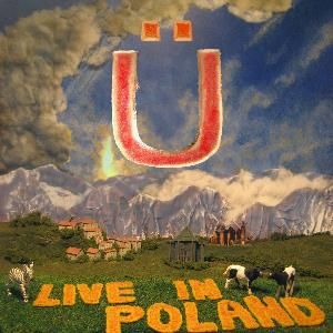 Live In Poland by UBERBAND album cover