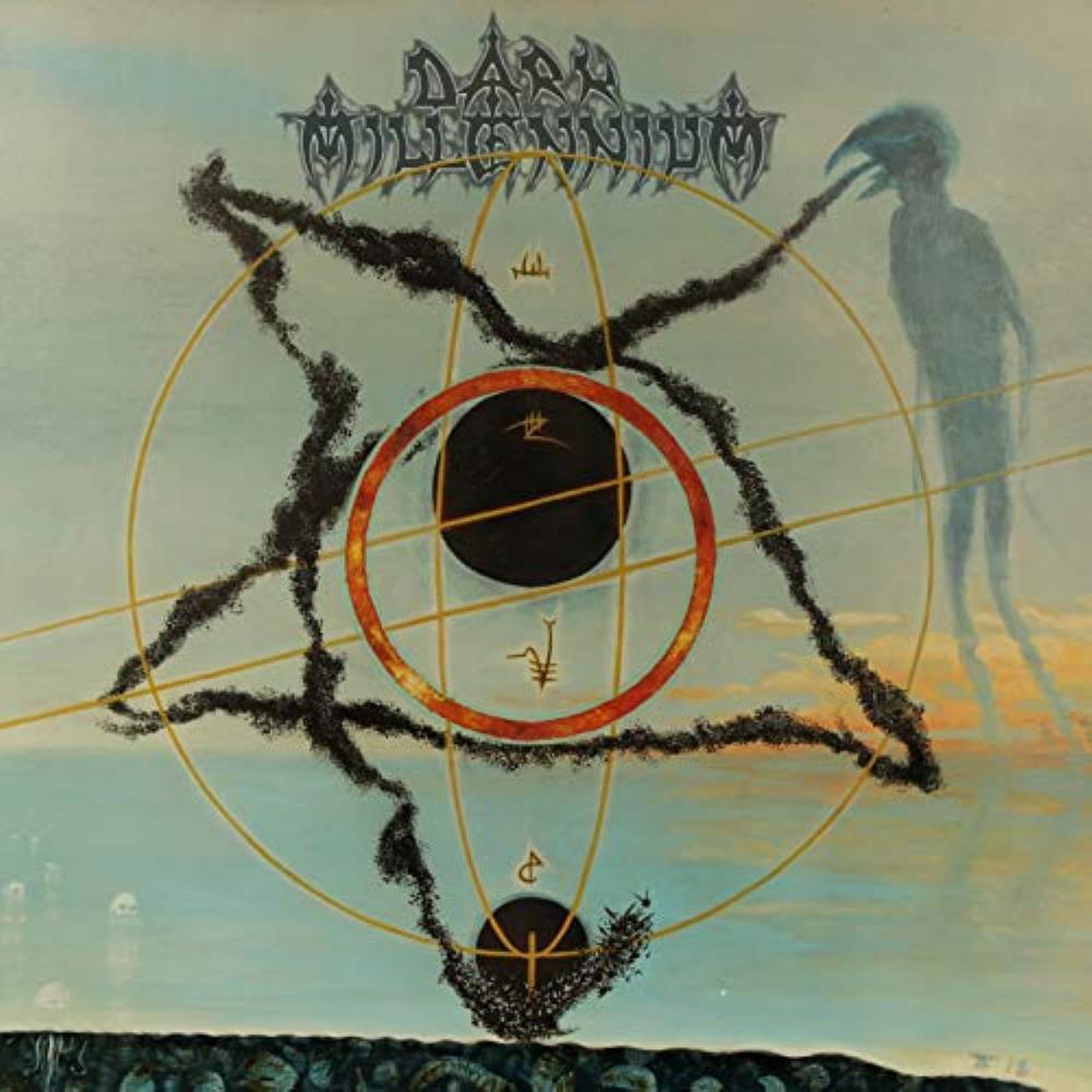 Where Oceans Collide by DARK MILLENNIUM album cover