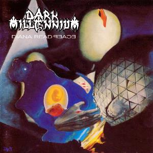 Diana Read Peace by DARK MILLENNIUM album cover