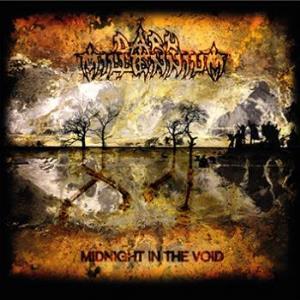 Midnight In The Void by DARK MILLENNIUM album cover