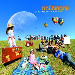 Nothing Hill On The Moon at Noon album cover
