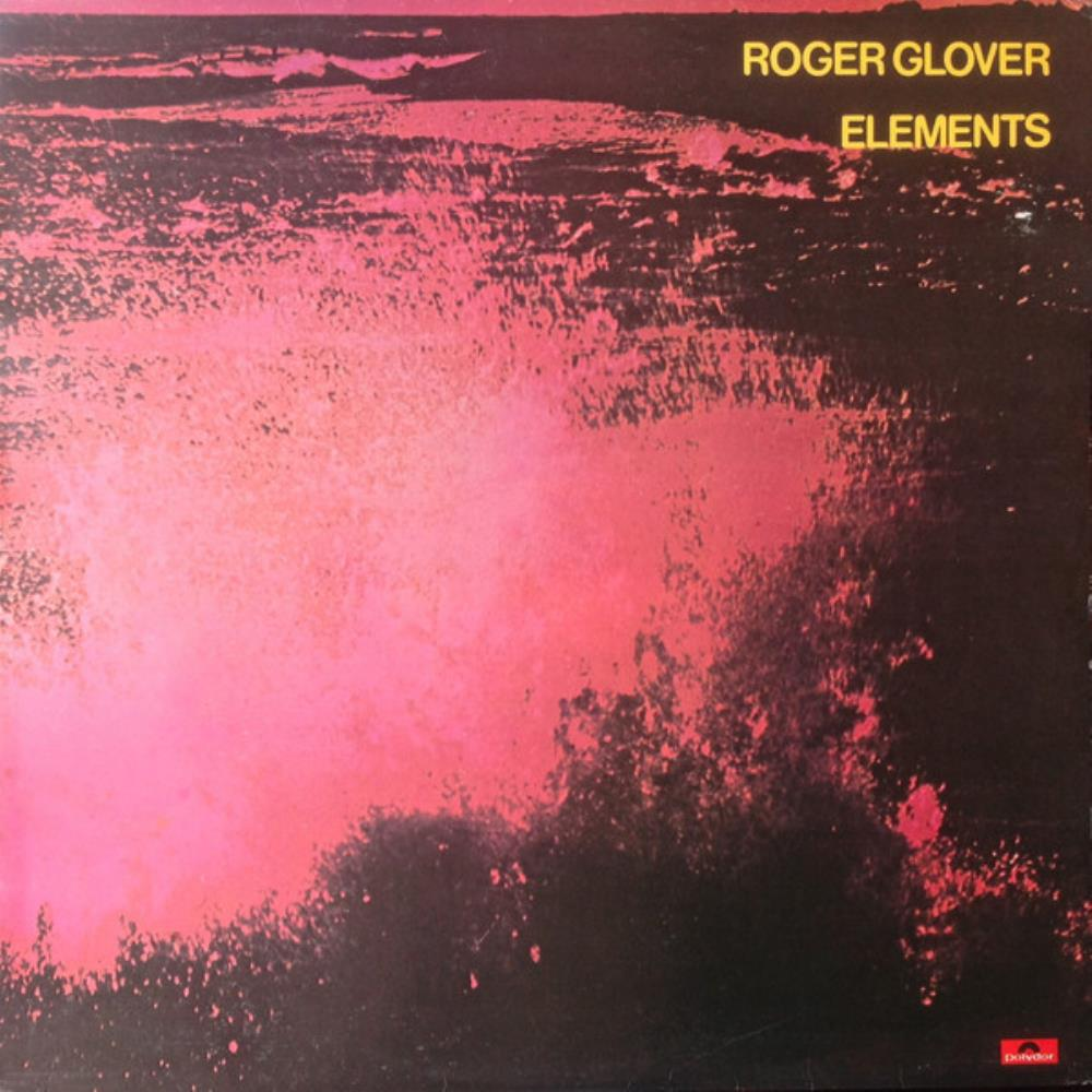 Elements by GLOVER, ROGER album cover