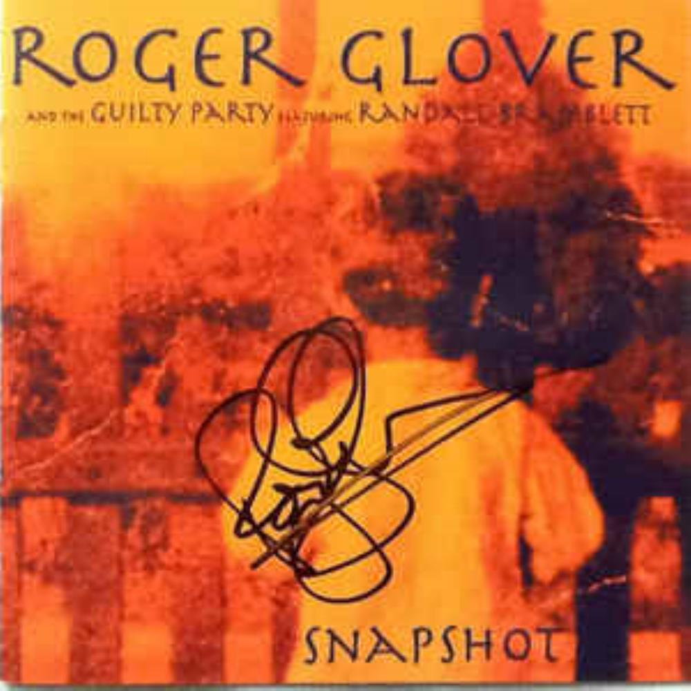 ROGER GLOVER Snapshot (as RG & The Guilty Party) reviews