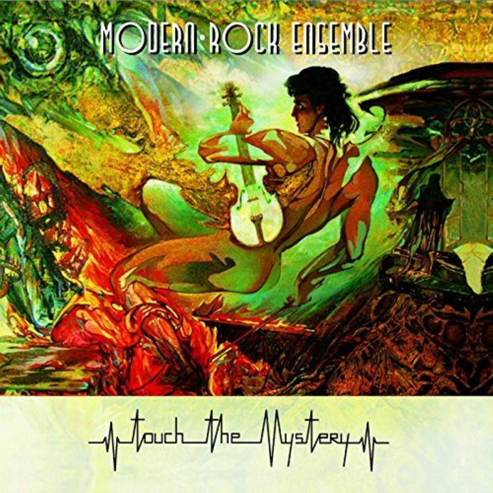 Touch The Mystery by MODERN-ROCK ENSEMBLE album cover