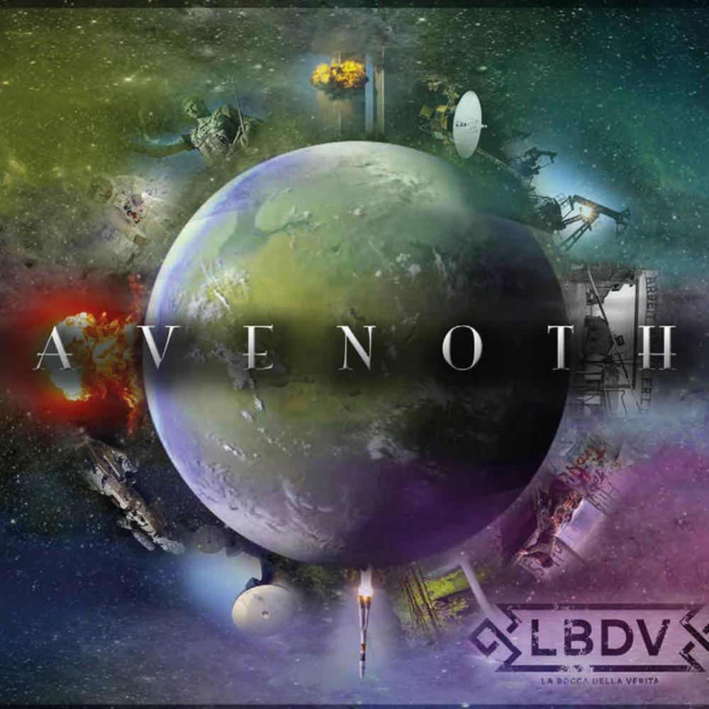 Avenoth by BOCCA DELLA VERITÀ, LA album cover