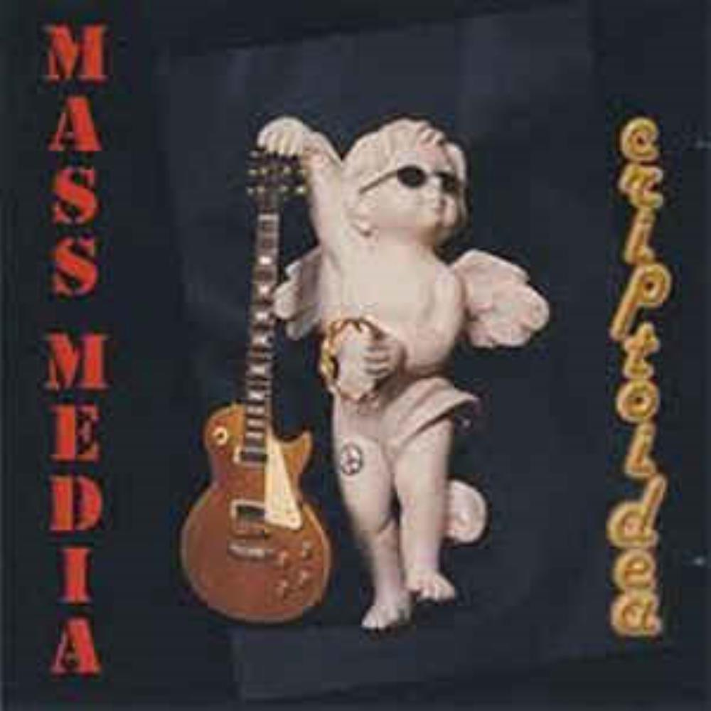 Mass Media - Criptoidea CD (album) cover