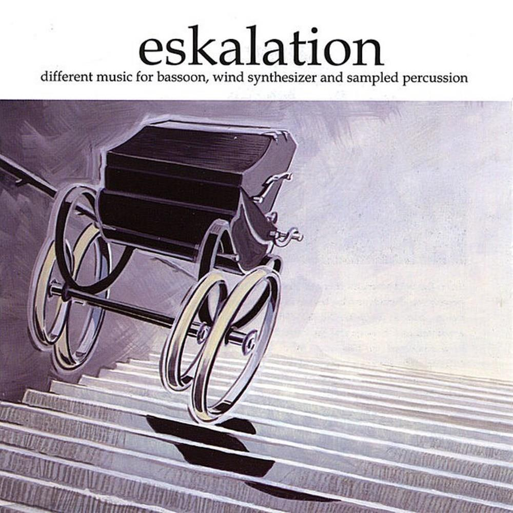 Different Music For Bassoon, Wind Synthesizer And Sampled Percussion by ESKALATION album cover