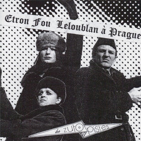 A Prague by ETRON FOU LELOUBLAN album cover