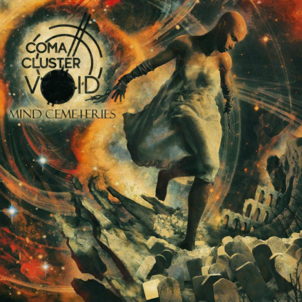 Mind Cemeteries by COMA CLUSTER VOID album cover